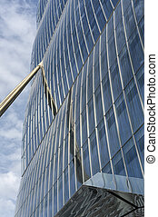 Milan Italy: Citylife - Milan Lombardy, Italy: modern tower...