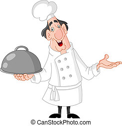 Chef - Smiley chef