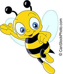 2UTE, 蜜蜂