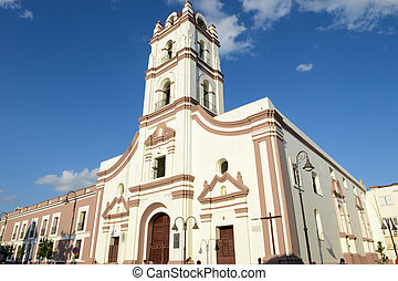 Iglesia de Nuestra Senora de la Merced church in Camaguey