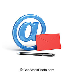 The concept of electronic mail
