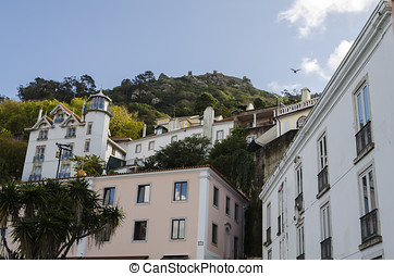 Sintra, Portugal - Architecture in Sintra, Portugal