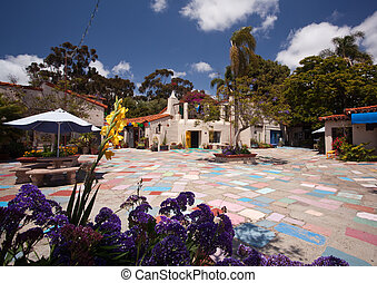 Artist Colony in San Diego - Artist colony, shops and...