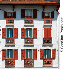 Buildings of Basque country - Typical buildings of Basque...