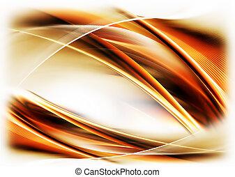 dynamic fiery  motion