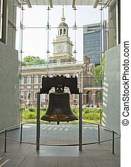 Liberty Bell - The Liberty Bell in Philadelphia, PA