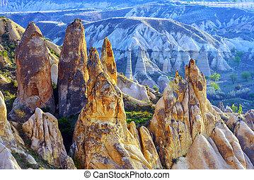 Cappadocia - Amazing day in Cappadocia, Turkey