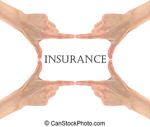 Word insurance is in the hands of man