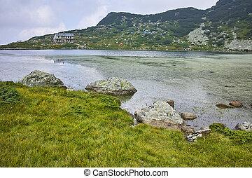 The Fish Lake, Rila Mountain - Amazing View of The Fish...