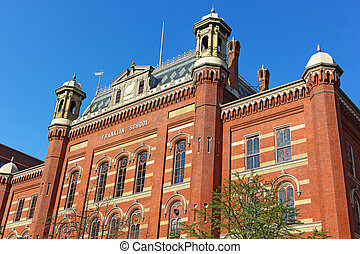 National Landmark - Franklin School - Beautiful historic...
