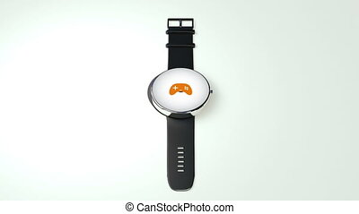 Game download internet service function for Smart watch 2 -...
