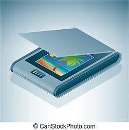 Flatable Photo Scanner is a part of the Isometric 3D...