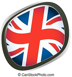 Interface orb button with UK