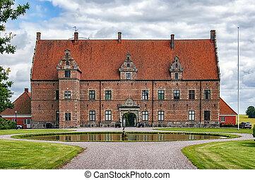 Svenstorps Gard Castle - Svenstorp gard is a castle in Lund...