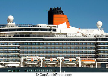 Luxury Cruise Ship - Queen Victoria - Cunard\'s latest...