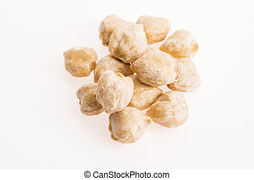 Candlenut or Kukui is a spice especially used in indonesian...