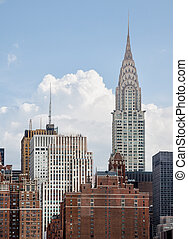 Chrysler Building. Midtown Manhattan - Chrysler Building....