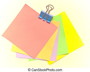 Colorful Memos