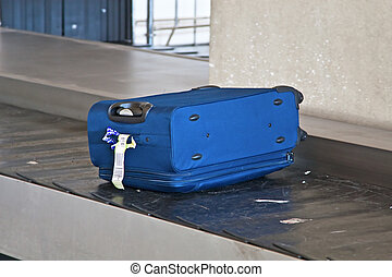 lost suitcase