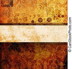 textured background - grunge textured background with...