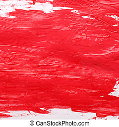 red gouache background - red gouache glisten textured...