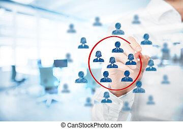 Marketing segmentation and management - Marketing...