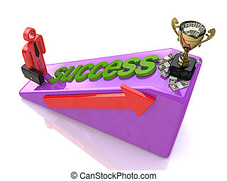 business Success in the design of information related to the...