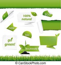 Ecology Green Set