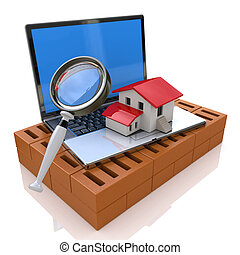 Searching for Real Estate Online in the design of...