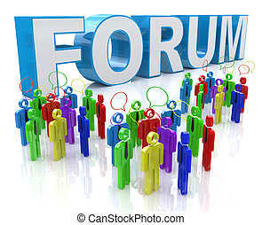 Forum Group Discussion in the design of information related...