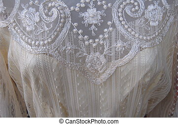 antique lace bridal gown - antique bridal gown in shop in...