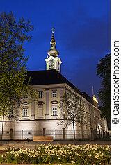 Landhaus in Linz. Linz, Upper Austria, Austria.