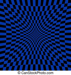 Hypnotic Fascinating Abstract ImageVector Illustration EPS10...
