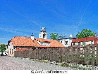 Courland immagini e archivi courland for Case in legno lettonia