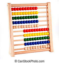 Abacus With Wooden Frame