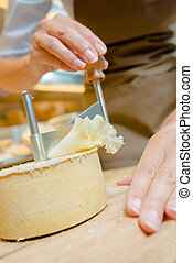 Cheese preparation