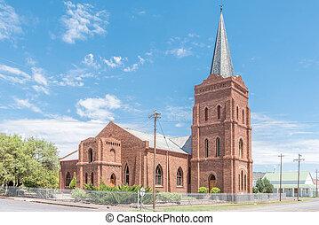 Dutch Reformed Church in Steynsburg - The Dutch Reformed...