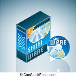 Shareware Software Bundle is a part of the Isometric 3D...