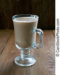 Estonian drink - Kama - Estonian drink of grain and...