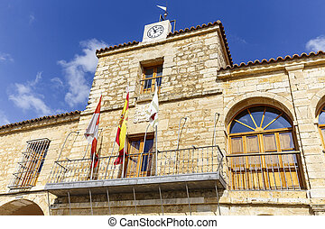 Torrelobaton council province of Valladolid Spain -...