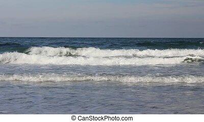 Ocean waves (Full HD)