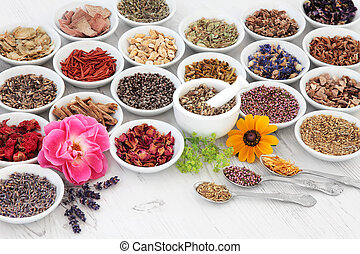 Flower and Herb Medicine - Flower and herb medicine...