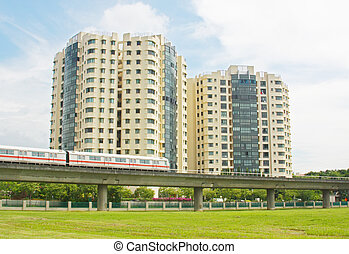 Apartments With Nearby Public Transport Subway Train