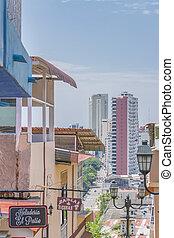 Cerro Santa Ana Guayaquil Ecuador - GUAYAQUIL, ECUADOR,...