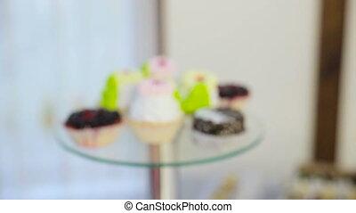 delicious Candy bar at a wedding
