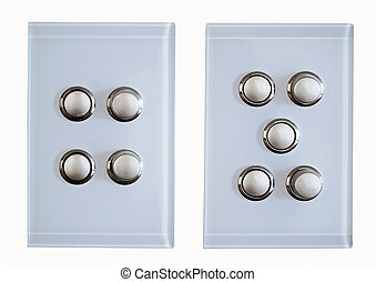 two light switches