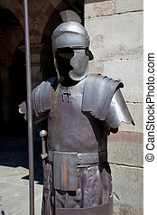 Armor in Balmaseda, Bizkaia, Spain