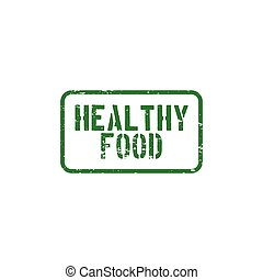Healthy food label