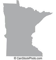 U.S. state of Minnesota