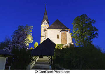 Saints Primus and Felician Church in Maria Worth Maria...